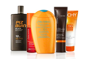 Body Sunscreens