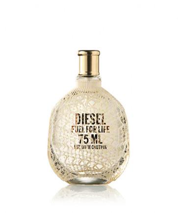 Diesel FUEL FOR LIFE FEMME Eau de parfum Vaporizador 75 ml