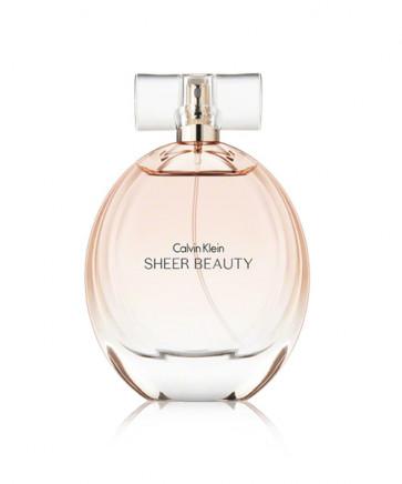Calvin Klein SHEER BEAUTY Eau de parfum Vaporizador 50 ml