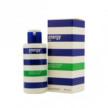 Benetton ENERGY MAN Eau de toilette Vaporizador 50 ml