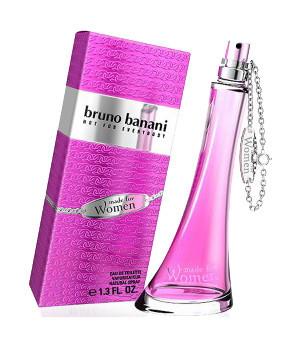 Bruno Banani MADE FOR WOMEN Eau de toilette Vaporizador 60 ml
