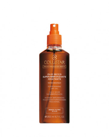 Collistar PERFECT TANNING Dry Oil Aceite bronceador 200 ml