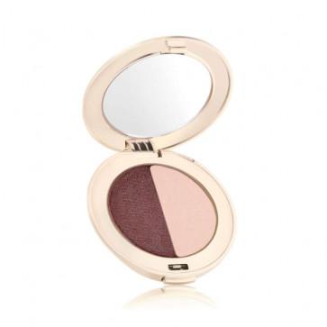Jane Iredale PUREPRESSED Eyeshadow Duo Berries Cream