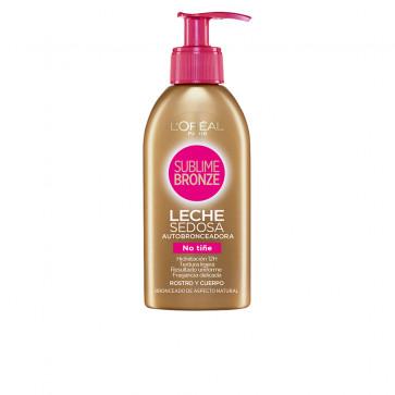 L'Oréal SUBLIME BRONZE Leche Autobronceadora Cuerpo & Cara 150 ml