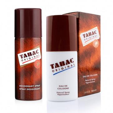 Tabac Lote ORIGINAL TABAC Eau de cologne Vaporizador 100 ml + Desodorante Spray 200 ml