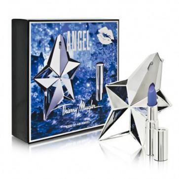Thierry Mugler Lote ANGEL Eau de parfum Vaporizador 25 ml + Barra Labios