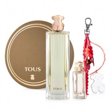 Tous Lote TOUS Eau de parfum Vaporizador 90 ml + llavero exclusivo