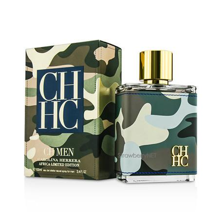 perfume carolina herrera hombre africano