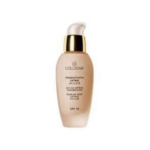 Collistar ANTI AGE Lifting Foundation Spf10 05 Cinnamon Base de maquillaje 30 ml