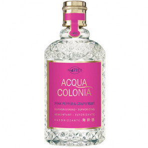 4711 ACQUA COLONIA PINK PEPPER & GRAPEFRUIT Eau de cologne 50 ml