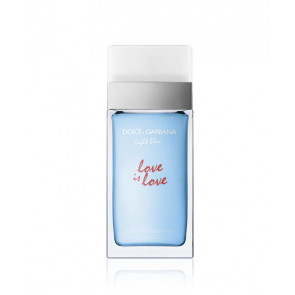 Dolce & Gabbana LIGHT BLUE LOVE IS LOVE Eau de toilette Edición Limitada 100 ml