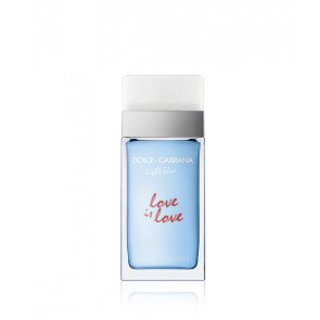 Dolce & Gabbana LIGHT BLUE LOVE IS LOVE Eau de toilette Edición Limitada 50 ml