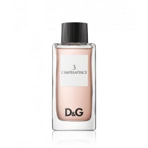 Dolce & Gabbana 3 L'IMPÉRATRICE Eau de toilette Vaporizador 100 ml Frasco