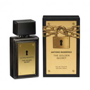 Antonio Banderas THE GOLDEN SECRET Eau de toilette Vaporizador 100 ml