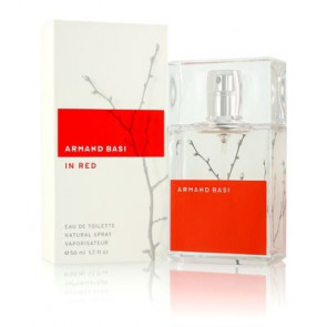 Armand Basi IN RED Eau de toilette Vaporizador 100 ml