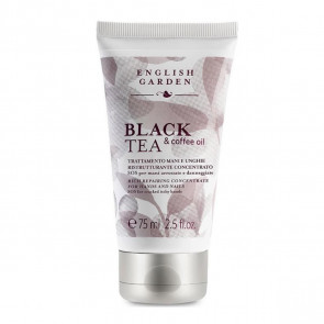 Atkinsons BLACK TEA & COFFEE OIL HAND CREAM Crema de manos 75 ml