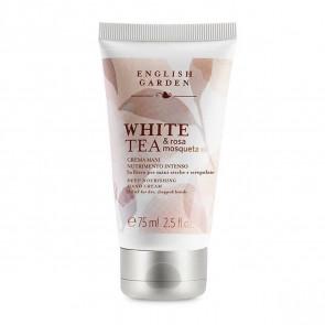 Atkinsons WHITE TEA & ROSA MOSQUETA OIL HAND CREAM Crema de manos 75 ml
