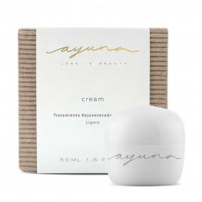 Ayuna Tratamiento Rejuvenecedor Natural Cream 50 ml
