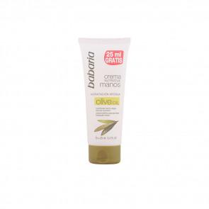 Babaria ACEITE DE OLIVA Crema Nutritiva Manos Hidratacion Intensa 75 ml