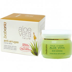 Babaria ALOE Facial antiarrugas 50 ml