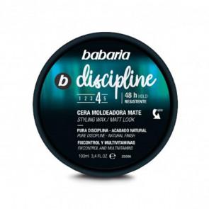 Babaria B Discipline Cera Moldeadora Mate - Fijación 4 100 ml
