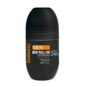 Babaria MEN DESODORANTE Desodorante roll-on 50 ml