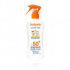 Babaria Spray Protector Infantil SPF50+ 200 ml