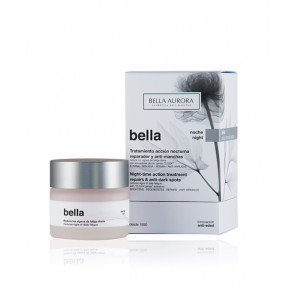 Bella Aurora BELLA Tratamiento Acción Nocturna Reparador y Anti-Manchas 50 ml