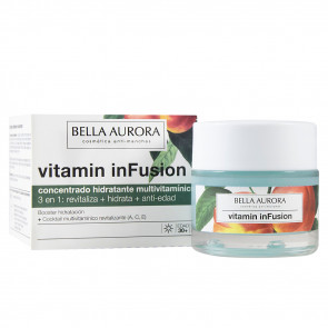 Bella Aurora VITAMIN INFUSION Concentrado Hidratante Multivitamínico 50 ml