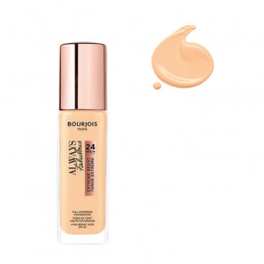 Bourjois ALWAYS FABULOUS FOUNDATION 24H - 120 Claer Ivory 30 ml