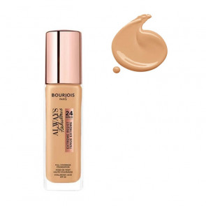 Bourjois ALWAYS FABULOUS FOUNDATION 24H - 125 Ivory 30 ml
