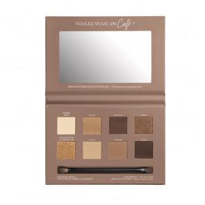 Bourjois PALETTE YEUX 4-EN-1 Sombra de ojos - 02 Rue du cafe-chocolat nude edition