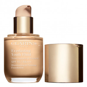 Clarins EVERLASTING YOUTH FLUID SPF 15 112 Amber 30 ml