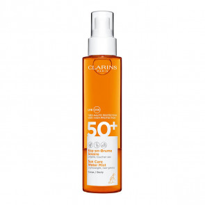 Clarins SOLAIRE EAU EN BRUME CORPS SPF50+ Spray corporal 150 ml