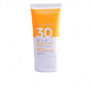 Clarins SOLAIRE Gel en Huile Invisible SPF30 Facial 50 ml