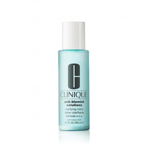 Clinique ANTIBLEMISH SOLUTIONS Clarifying Lotion Loción clarificante piel con granos 200 ml