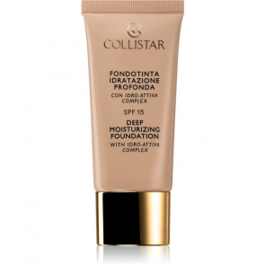 Collistar DEEP MOISTURIZING FOUNDATION SPF15 03 Nude 30 ml