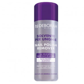 Deborah Milano Nail Polish Remover with Acetone 120 ml