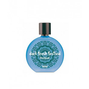 Desigual DARK FRESH FESTIVAL Eau de toilette 100 ml