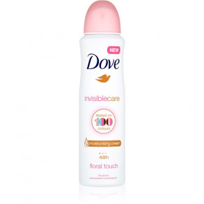 Dove INVISIBLE CARE FLORAL Desodorante spray 250 ml
