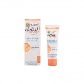 Garnier Delial Sensitive Advanced Crema Facial SPF50+ 50 ml