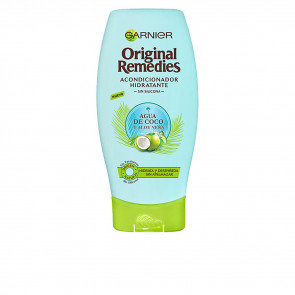 Garnier Original Remedies Agua de Coco y Aloe Vera Acondicionador 250 ml