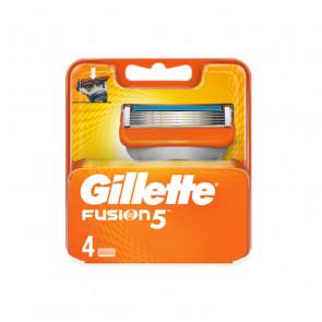 Gillette GILLETTE FUSION 5 Recambio de Cuchilla de Afeitar 4 u