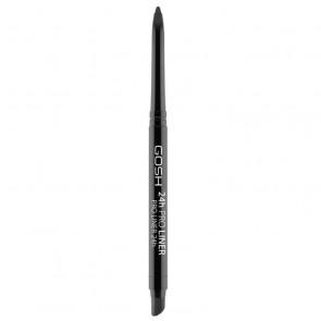 Gosh 24H Pro Liner - 002 Carbon black