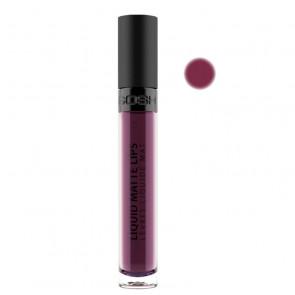 Gosh Liquid Matte Lips - 008 Arabian night