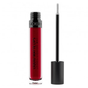 Gosh Liquid Matte Lips - 009 The red