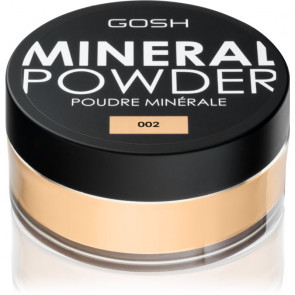 Gosh Mineral Powder - 002 Ivory 8 g