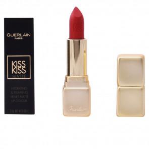 Guerlain KISSKISS Matte 331 Chilli Red