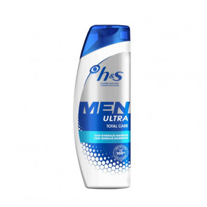 Head & Shoulders Men Ultra Total Care Shampoo 600 ml