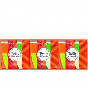 Hermès Twilly D'Hermès Pastilla de jabón 3 ud